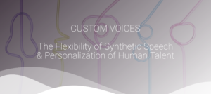 abstract image for custom voice demand article