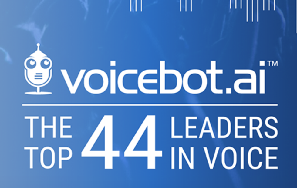 Rupal Patel, CEO of VOCALiD, named amongst the Top 11 Voice Visionaries of 2019